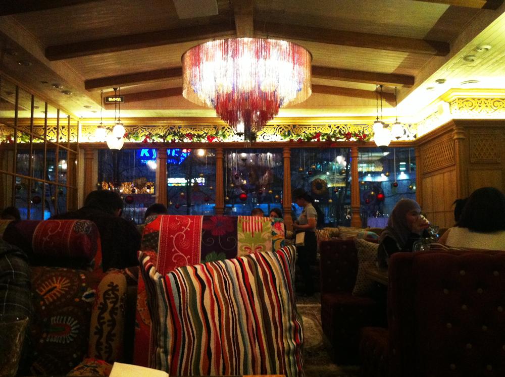 Ресторан клуб соло